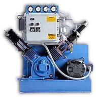 Кислородные компрессоры высокого давления