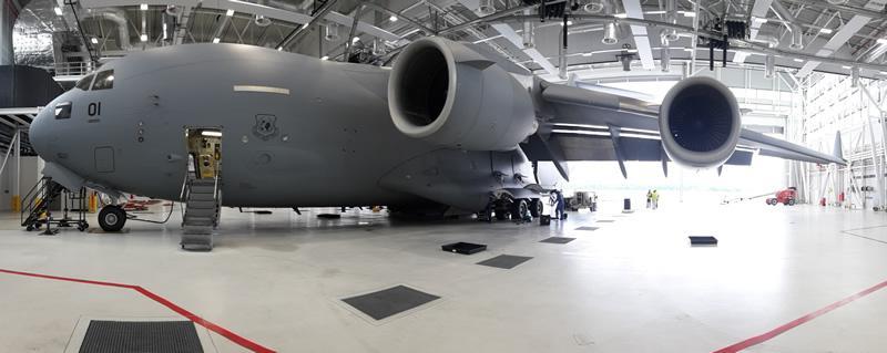 Азотный генератор предназначен для надувания авиационных шин