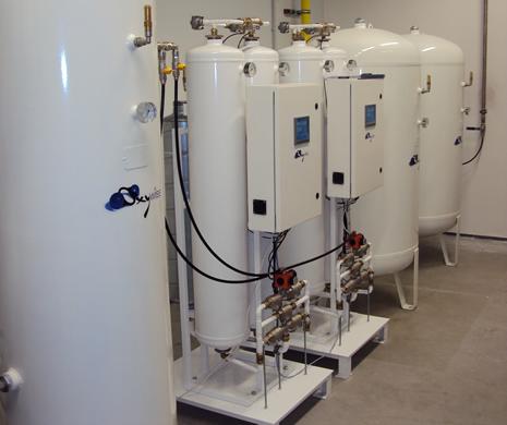 Генерирующая система состоит из двух автономных генераторов