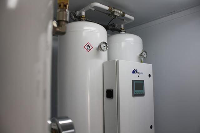 Новенький генератор кислорода