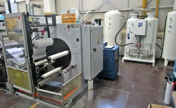Система для производства азота