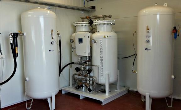 Теперь они могут полагаться на наш генератор кислорода O50