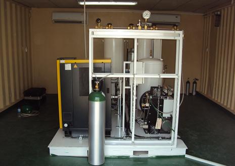 Устройство уже подготовлено к эксплуатации на нашей фабрике и готово к подключению и запуску на месте у клиента