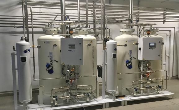 генератор азота Oxywise